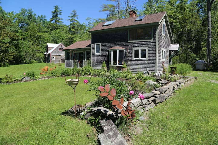 Madeline Cottage - Lincolnville - House