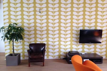 Modern and cosy 3 bedroom loft - Schaerbeek