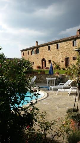 Villa La Torricella - Private apt - Monte San Savino - Appartement