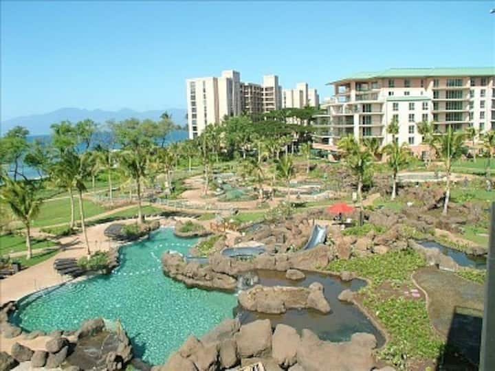 HUGE 1 Bdrm Penthouse @ luxurious Honua Kai Resort
