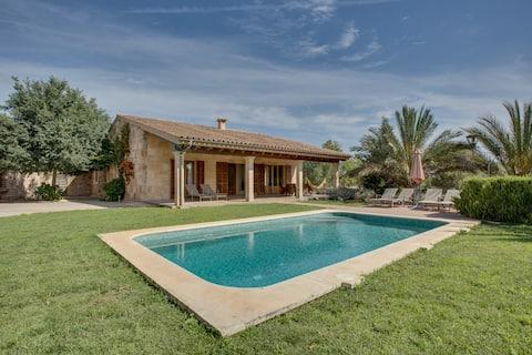 Finca Sa Rota | cottage with pool