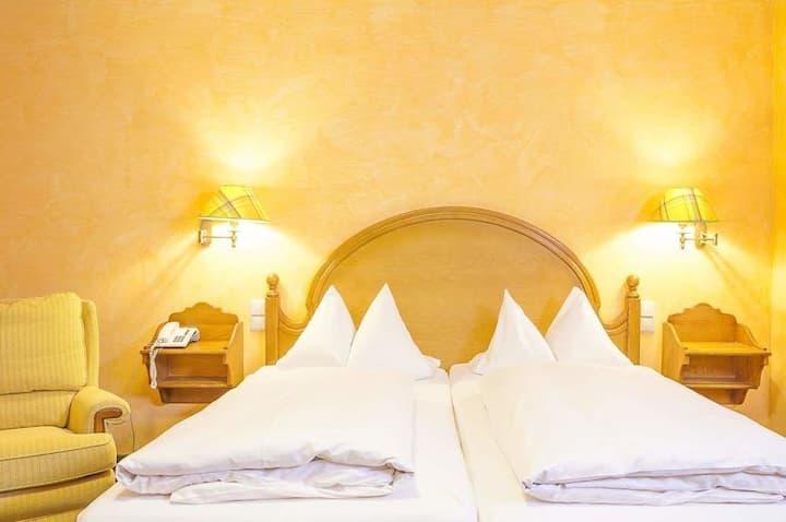 Hotel Wilder Mann (Königstein), Doppelzimmer