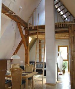 Sonnendurchflutetes Loft im Grünen - Biesenthal