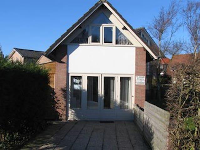 Leuke zomerwoning dichtbij strand en centrum - Domburg - House