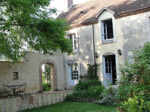 Chambre d'hôtes 2 en un beau jardin - Saint-Fulgent-des-Ormes - Pousada