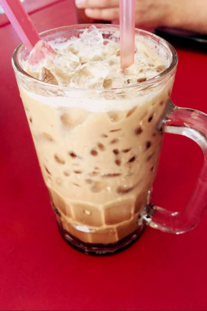 Penang famous White Coffee