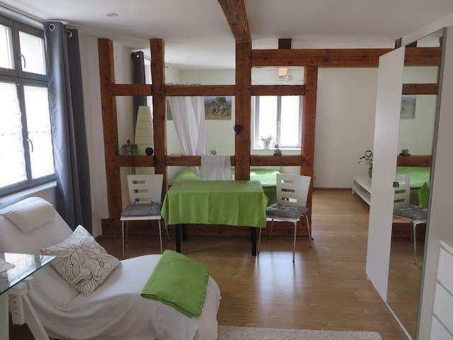 Urlaub in der Naumburger Altstadt - Naumburg - Penzion (B&B)