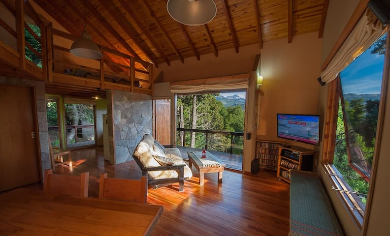 Casa en San Martín de los Andes - INVIERNO NIEVE - San Martin de los Andes - House