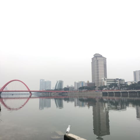 旌湖边,临近高速路入口 - 德阳市 - Wohnung