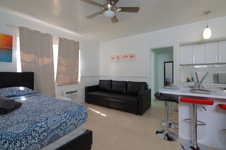 ★Cozy & Central Apartment In Miami Beach★