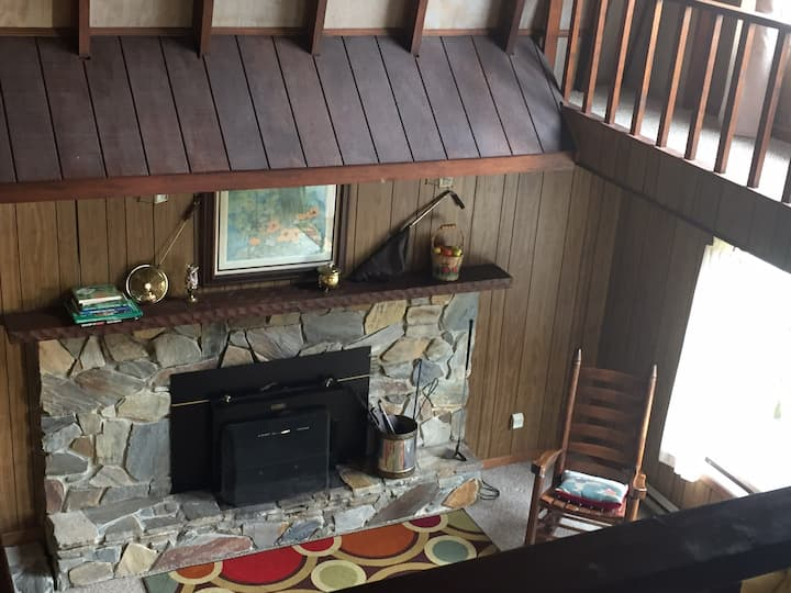 The Barn at Mt Mitchell Golf Club