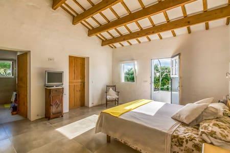 B&B rural 2 habitaciones y baño - 4/pax - Alaior