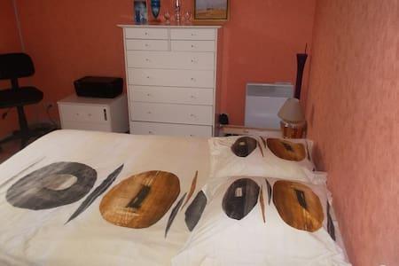 chambre calme près jeux equestres - Saint-Contest - Bed & Breakfast