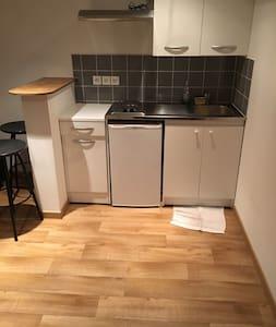 Appt T2 Meublé 35m2 chambre et salle de bain - Lille - Daire