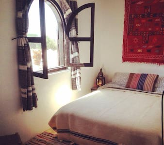 Beautiful Mountain Riad Room 6 - Ait Bihi - Bed & Breakfast