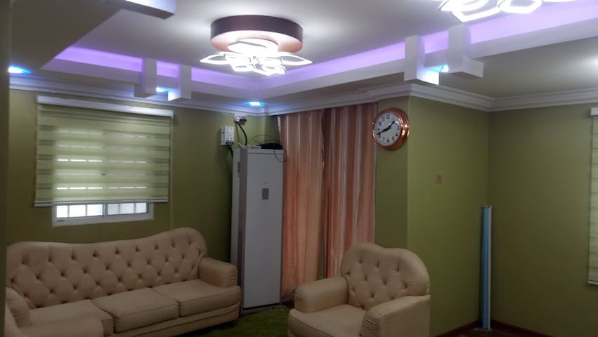 Cozy Fully Furnished Apartment in Downtown Yangon