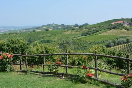 Vineyards, Thermae and Relax - Acqui Terme - Daire