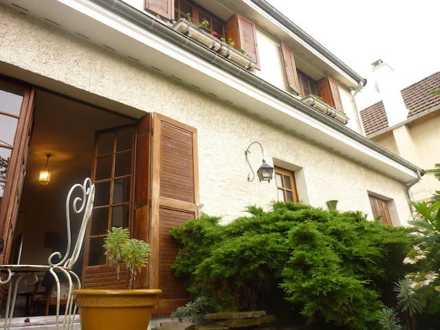 A 30 minutes de Paris, jolie maison - Livry-Gargan