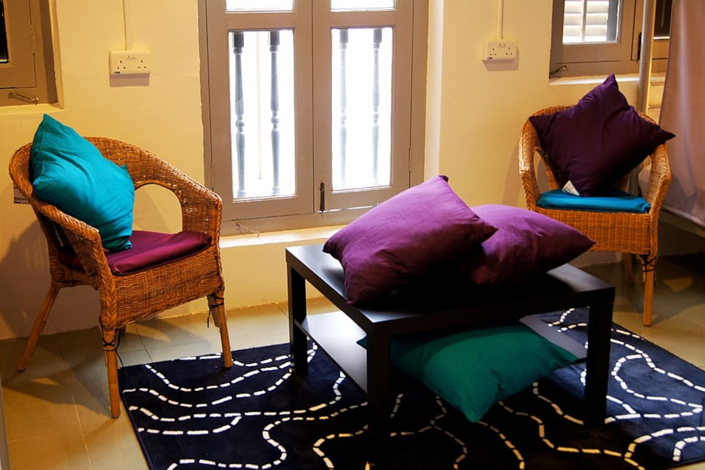 Dorm Interior
