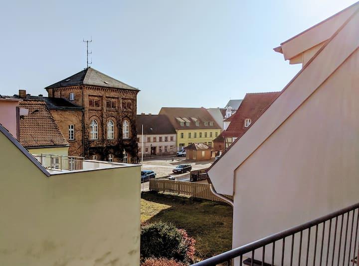 Über den Dächern der historischen Altstadt