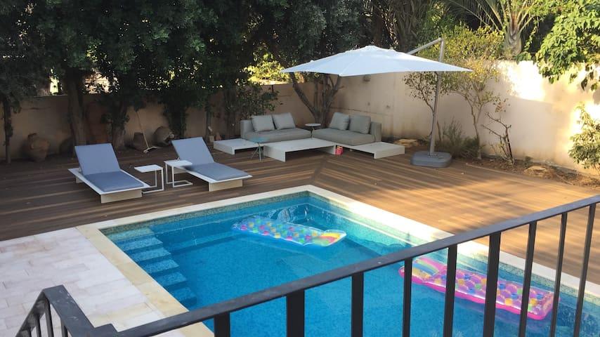 Topaz Luxurious Villa - Caesarea - Rumah