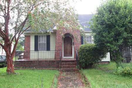 Cozy Single Family Home near Downtown Mobile - Mobile - House