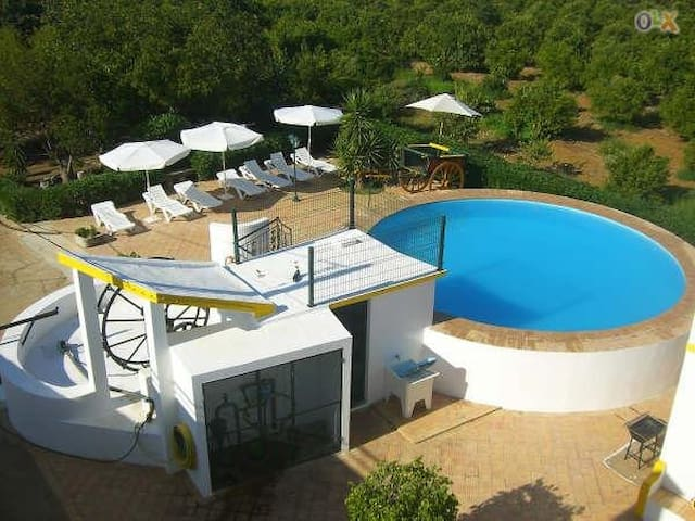 Lovely T3 with Private Pool - Luz de Tavira - House