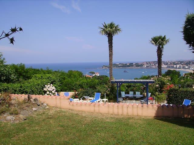 Vue panoramique sur l'océan - Ciboure - Apartment
