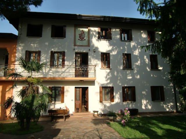 The Tagliamento Design Resort - large rooms - San Michele al Tagliamento - Vila