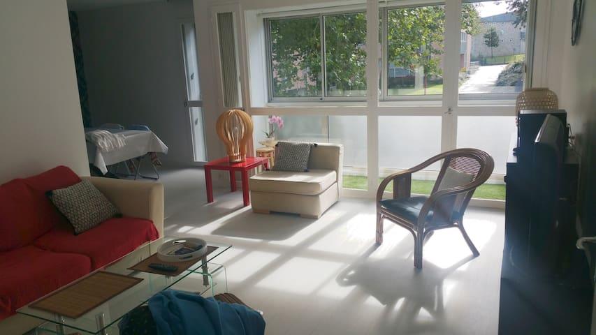 Appartement 76m2 tout confort près du centre ville