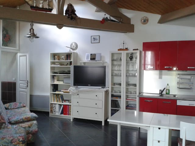 Cute apartment 20 min. from Paris - Carrières-sur-Seine - Appartement