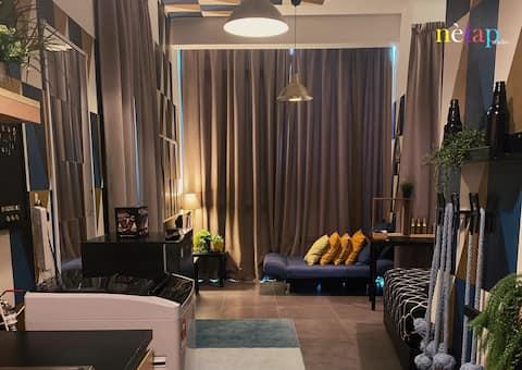 Netap & Chill Suite | Netflix | 100mbps Wifi