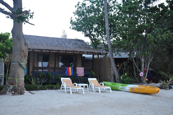 Backpacker Bungalow for 2 people
