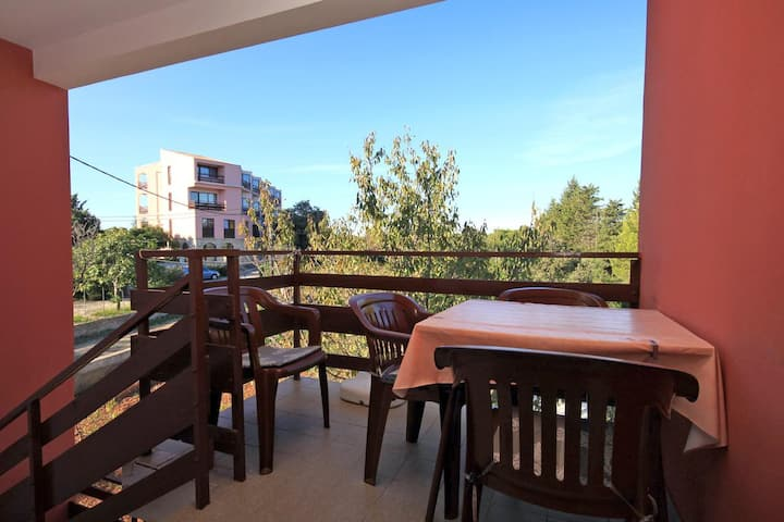 Two bedroom apartment with terrace Ugljan (A-830-b)