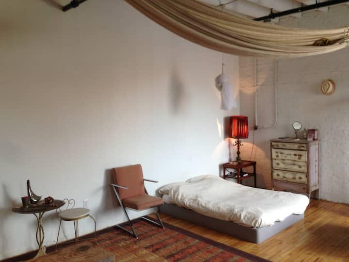 Studio loft - Williamsburg/Bushwick