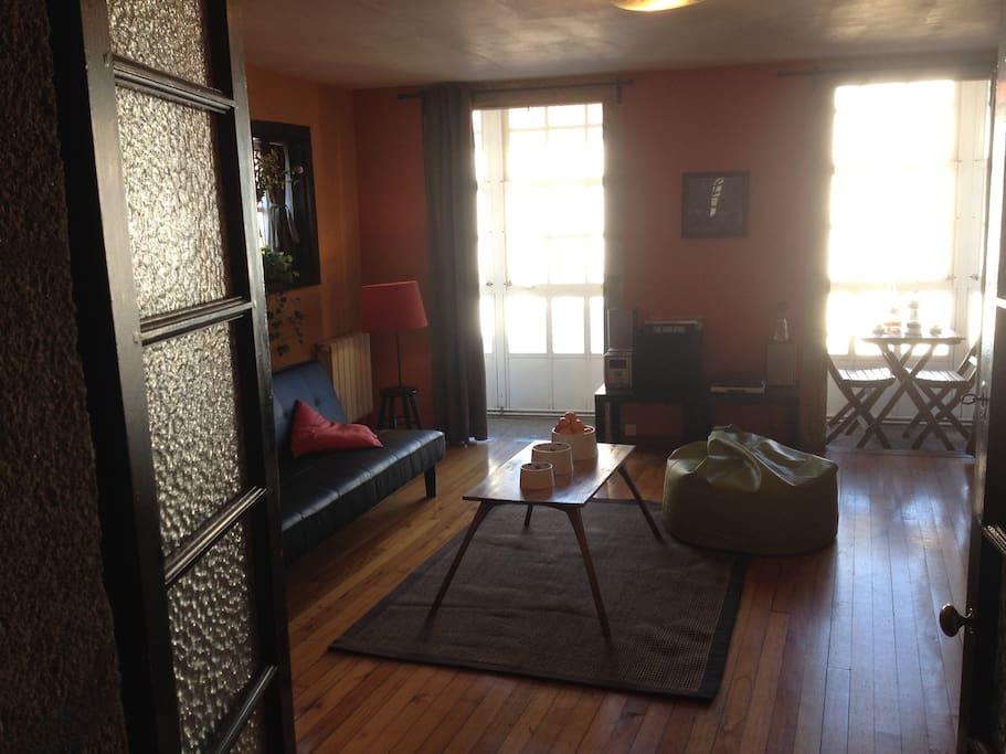Habitaci n con encanto c ntrica apartamentos en alquiler en santiago de compostela galicia - Apartamento santiago de compostela ...