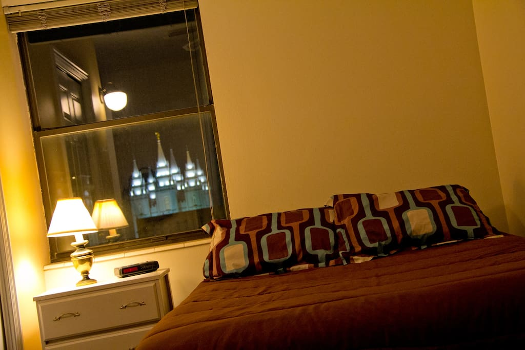 Downtown SLC Condo All To Yourself!