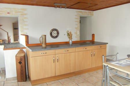 """les"""" CLEMATITES"""" appartement Meuble tout confort - Saint-Vincent"""