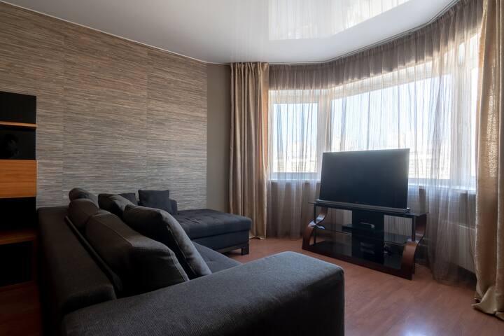 Апартаменты «Две Подушки» на Комендантском