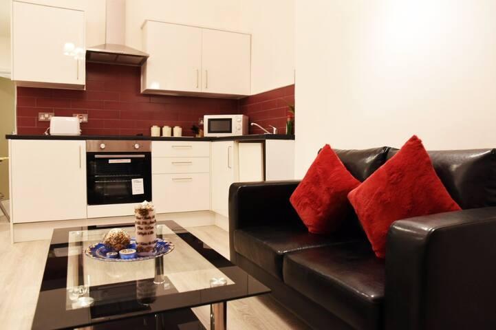 76 Wood Street Apartment