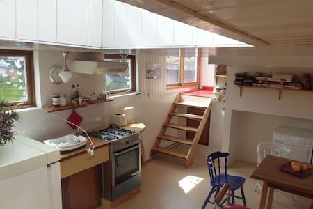 Antonia Houseboat in Amsterdam