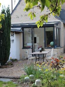 Maison de charme proximité d'Angers - Rochefort-sur-Loire