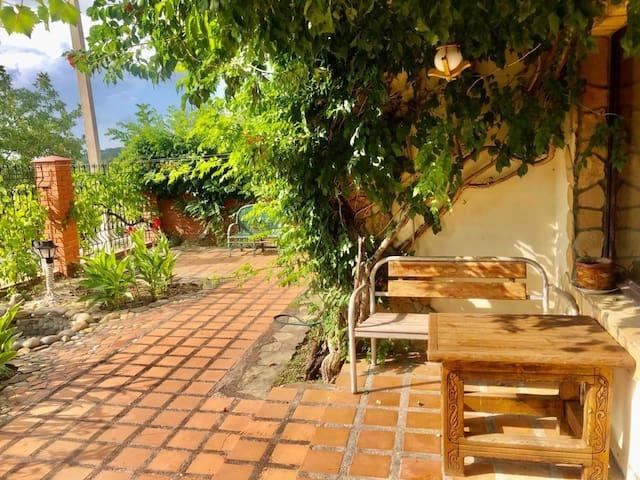 Уютное место в Абрау Дюрсо
