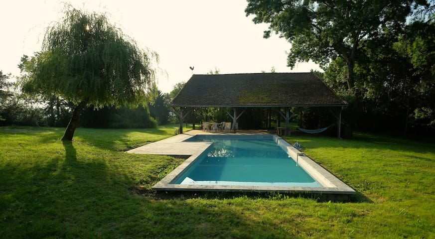 Big & Beautifull holiday - Bassoues - Huis