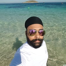 Gurjeet User Profile