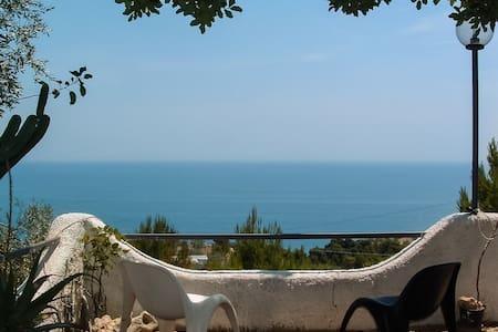 Scenic Sea View Villa in Gargano' national park