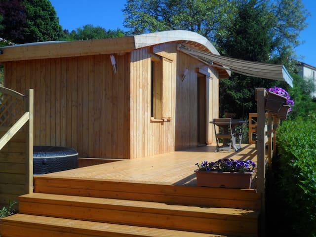 Eco-logis - Grandris - Rumah Tanah