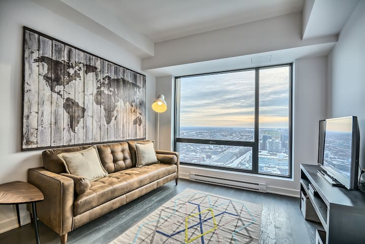 GREAT CONDO IN AMAZING LOCATION, STUNNING VIEW - Montréal - Loft