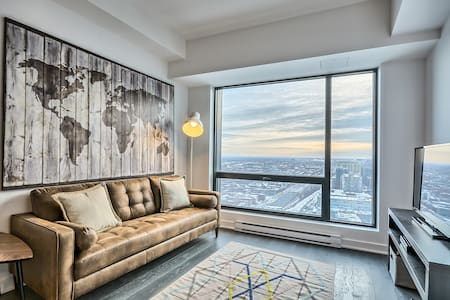 GREAT CONDO IN AMAZING LOCATION, STUNNING VIEW - Montreal - Loft