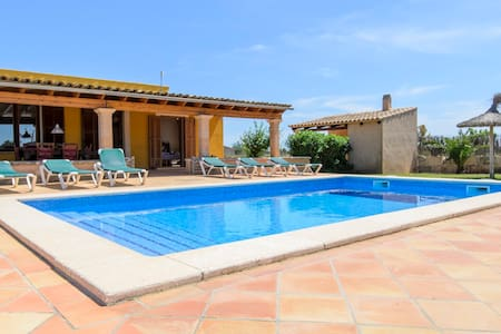 Country house 10' from the beach - Campos - Chalé